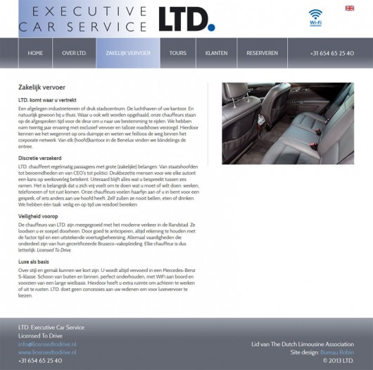 LTD Executive Car Service