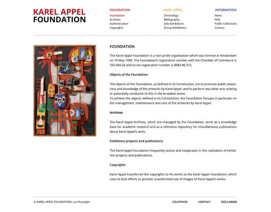 Karel Appel Foundation